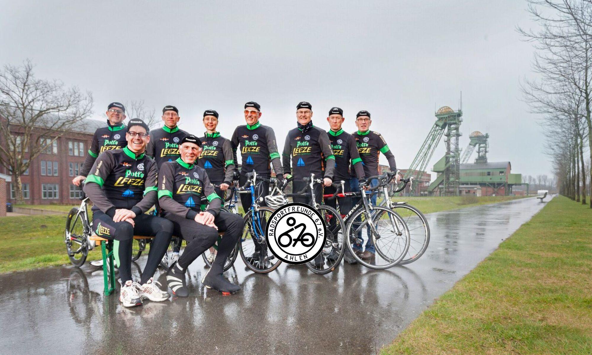 Radsportfreunde 67 Ahlen e.V.